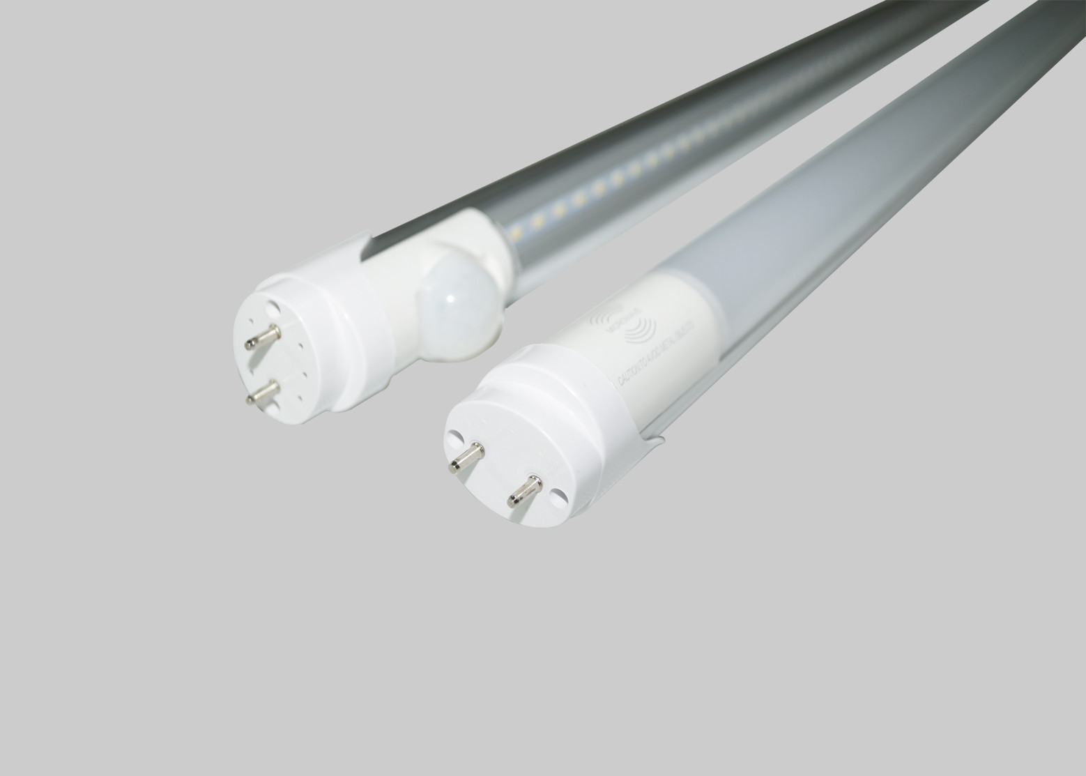 5000K White 2FT 9W Motion Sensor LED Tube 600mm SMD 2835 CE SAA Approved