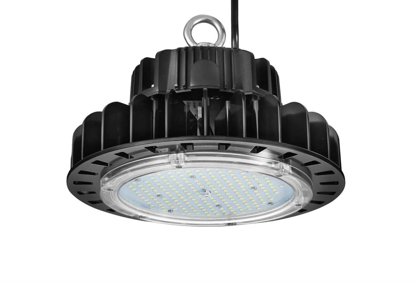 STAR Cold Forging 150W IP65 UFO LED High Bay Light 150LM/W 5 Years Warranty