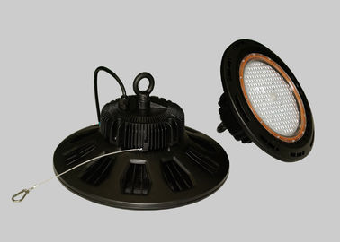 High Luminous Efficacy High Bay LED Lights 80W Commercial UFO LED High Bay Lamps